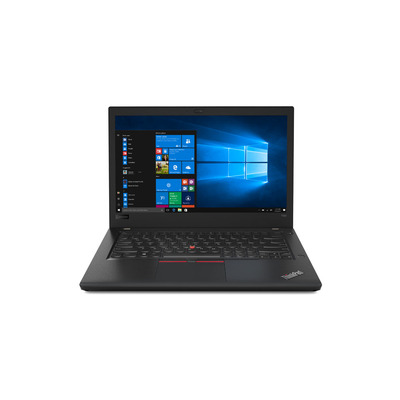 Lenovo ThinkPad T480 Laptop - Zwart