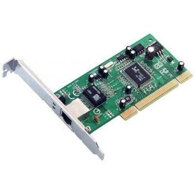 LogiLink Gigabit PCI network PCI card Netwerkkaart - Groen