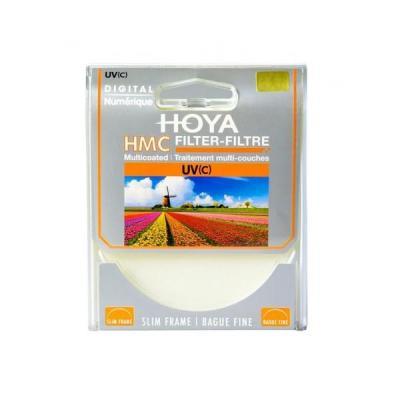 Hoya camera filter: UV(C) 49mm - Zwart