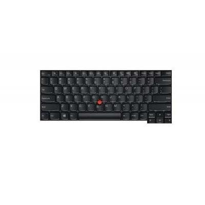 IBM Keyboard for ThinkPad L470 Notebook reserve-onderdeel - Zwart
