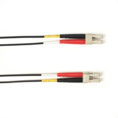 Black Box FOCMR10-001M-LCLC-BK fiber optic kabel