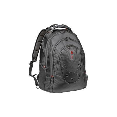 Wenger/SwissGear Ibex 125th Slim Ballistic laptoptas - Zwart