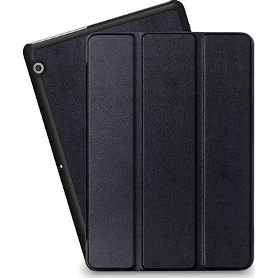 Azuri Ultra thin bookstyle case - zwart - voor Huawei T3 10 inch E-book reader case
