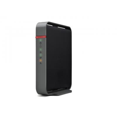Buffalo wireless router: AirStation N600 - Zwart