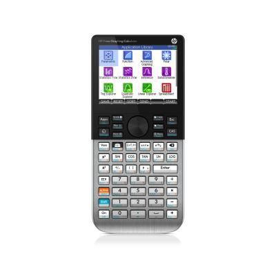 Hp calculator: Prime Graphing Calculator - Zwart, Zilver