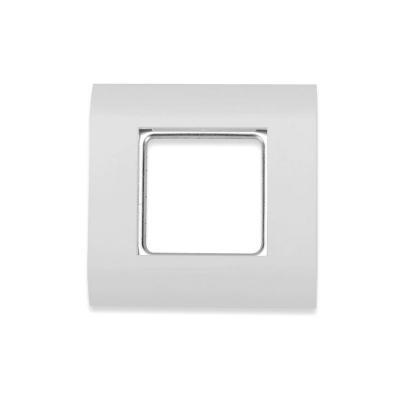 Digitus elektrische schakelaar, accessoire: 80x80mm, Grey - Grijs