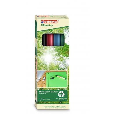 Edding marker: EcoLine 25 - Multi kleuren