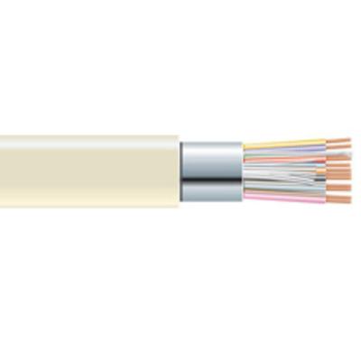 Black Box RS-232 500ft Seriele kabel - Wit