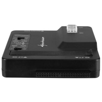 Sharkoon HDD/SSD docking station: DriveLink Combo USB3.0 - Zwart