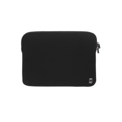MW 410003 Laptoptas - Zwart, Wit