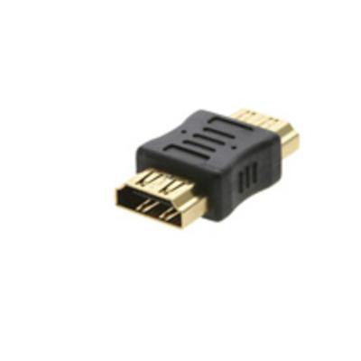 Kramer Electronics HDMI (F/F) Kabel adapter - Zwart