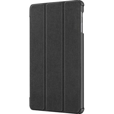 Azuri Ultra thin bookstyle case - zwart- voor Galaxy Tab S6 E-book reader case