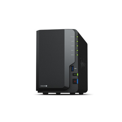 Synology DiskStation DS220+ NAS - Zwart