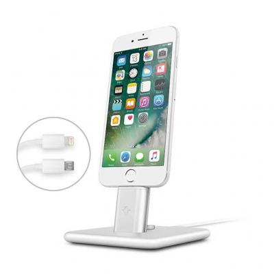 Twelvesouth mobile device dock station: HiRise Deluxe 2 - Zilver