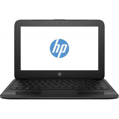 HP laptop: Stream 11 Pro G3 - Zwart (Demo model)