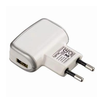 Hama oplader: Travel Charger for Apple iPhone, iPhone 3G - Wit
