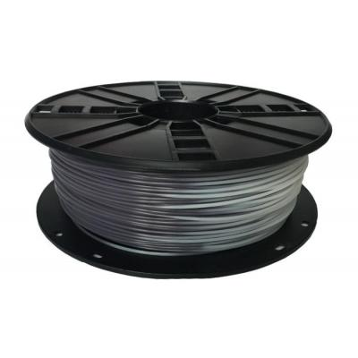 Gembird PLA Filament Grey to White, 1.75 mm, 1 kg 3D printing material - Grijs