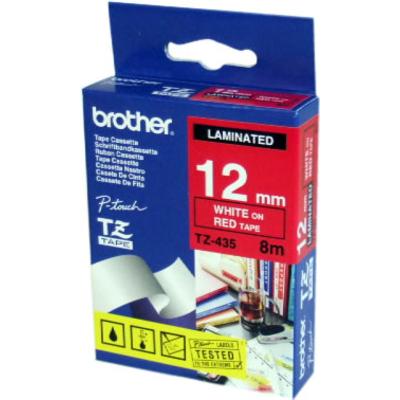 Brother TZE435 labelprinter tape