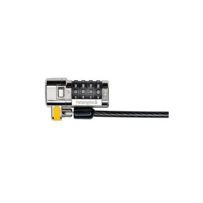 Kensington ClickSafe® Combination Laptopslot Kabelslot - Zwart