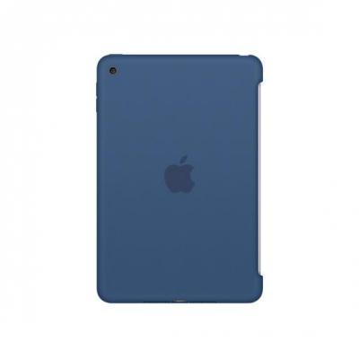 Apple tablet case: Siliconenhoes voor iPad mini 4 - Oceaanblauw