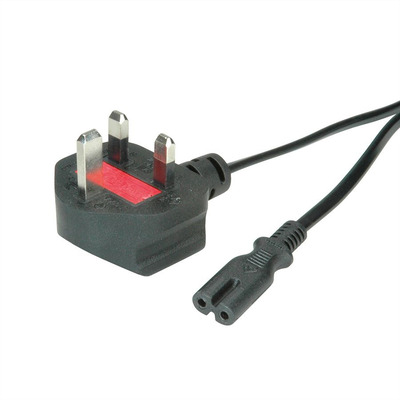 Value 19.99.2017 Electriciteitssnoer - Zwart
