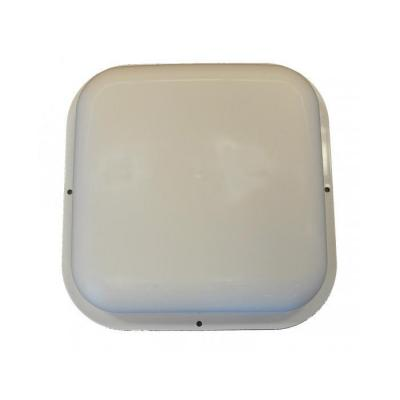 Ventev Large Wi-Fi AP Cover with Universal Mounting Plate, White