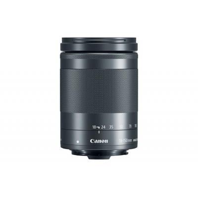 Canon camera lens: EF-M 18-150mm f/3.5-6.3 IS STM - Zwart