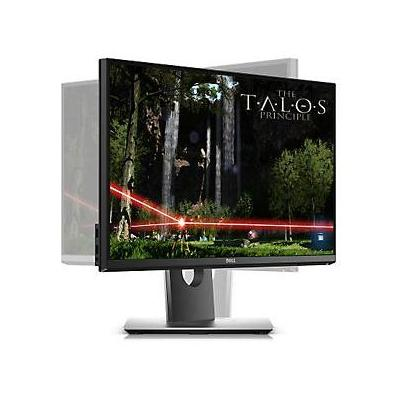 "Dell monitor: S Series S2417DG Gaming Monitor - 23.8"" - 2K Ultra HD - Zwart (Open Box)"