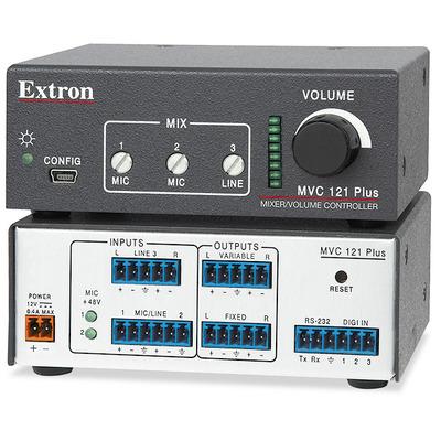 Extron MVC 121 Plus Dj mixer