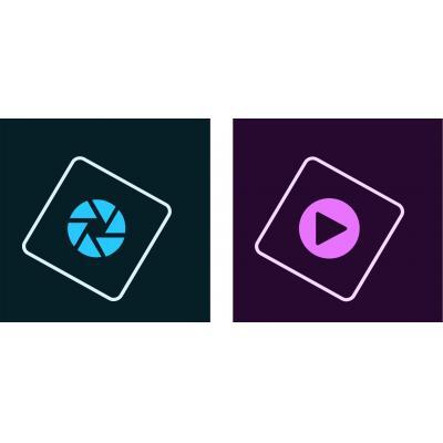 Adobe Photoshop Elements 2019 & Premiere Elements 2019 voor Studenten en Docenten grafische software