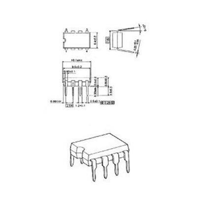 St-microelectronics  component: Opamp 2x 32 V 1 MHz 0.3 V / us