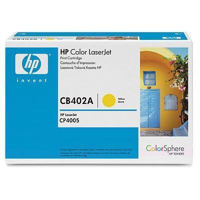 HP CB402A cartridge