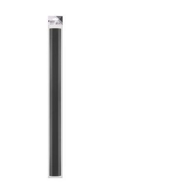 König kabelgoot: 75 x 6 cm Zwart