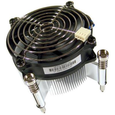 HP Multi Unit Processor Fan Heatsink Hardware koeling - Zwart, Metallic