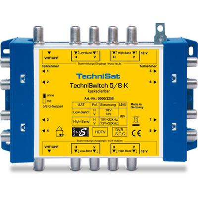 TechniSat 0000/3258 kabeladapters/verloopstukjes
