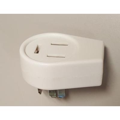Microconnect TLFDIV Stekker-adapter - Zwart