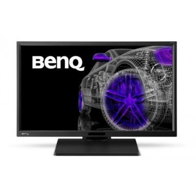 Benq monitor: BL2420PT - Zwart