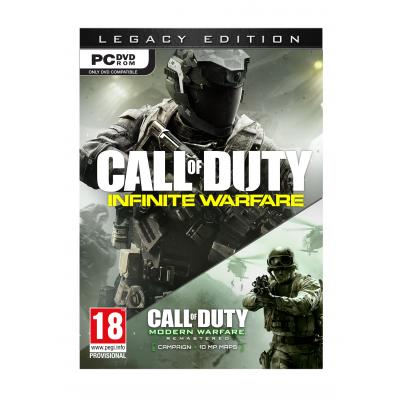 Activision game: Call of Duty, Infinite Warfare (Legacy Edition)  PC