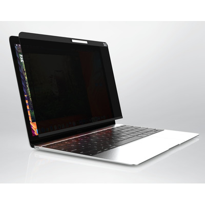 PanzerGlass Magnetic Privacy 12'' MacBook Edge-to-Edge Privacy CamSlider Schermfilter - Transparant