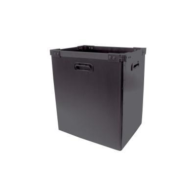 Rexel papier-shredder accesoire: Interne Opvangbak 98L voor Papiervernietiger - Zwart