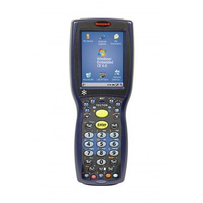 Honeywell TectonCS PDA - Zwart, Blauw