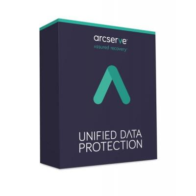 Arcserve Unified Data Protection V6 Software licentie