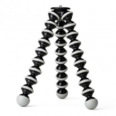 Joby tripod: GorillaPod SLR-Zoom - Zwart, Grijs