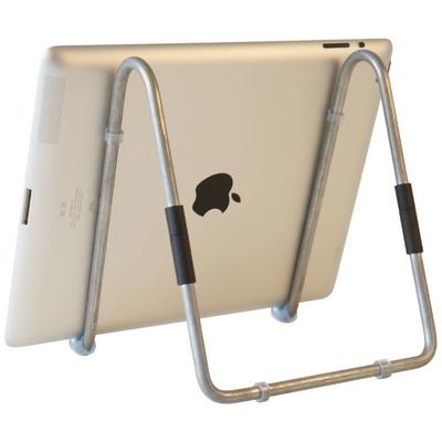 R-Go Tools R-Go Easy Tablet Standaard, zilver Multimedia kar & stand