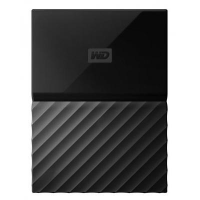 Western digital externe harde schijf: My Passport Mac 2TB - Zwart