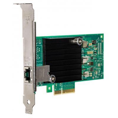 Lenovo netwerkkaart: Intel X550-T1 Single Port 10GBase-T - Zwart, Groen