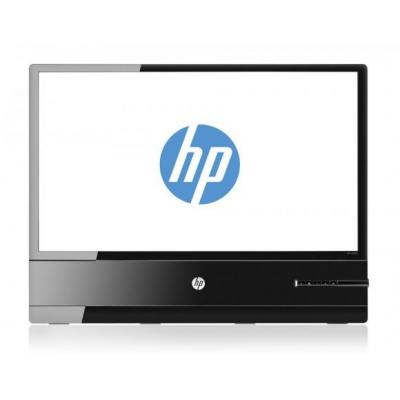 HP monitor: x2401 - Zilver