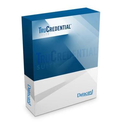 DataCard TruCredential Plus Service managementsoftware