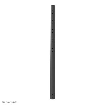 Neomounts by Newstar verlengbuis plafondsteun Muur & plafond bevestigings accessoire - Zwart