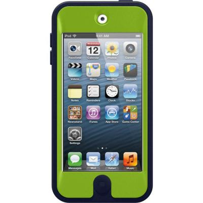 Otterbox MP3/MP4 case: Defender - Zwart, Groen